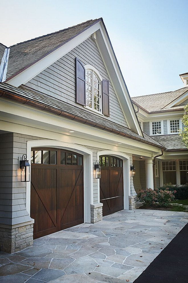 Interior design ideas home bunch interior design ideas for Wood veneer garage doors