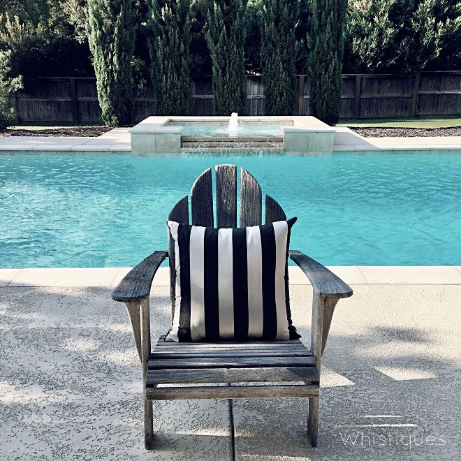 Adirondack Chair. Adirondack Chair. Adirondack Chair. Adirondack Chair #AdirondackChair Beautiful Homes of Instagram @whistiques