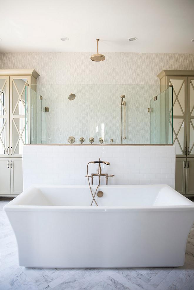 timeless bathroom design bathroom tile ann sacks savoy herringbone u2013 rice paper bathroom tile savoy herringbone u2013 rice