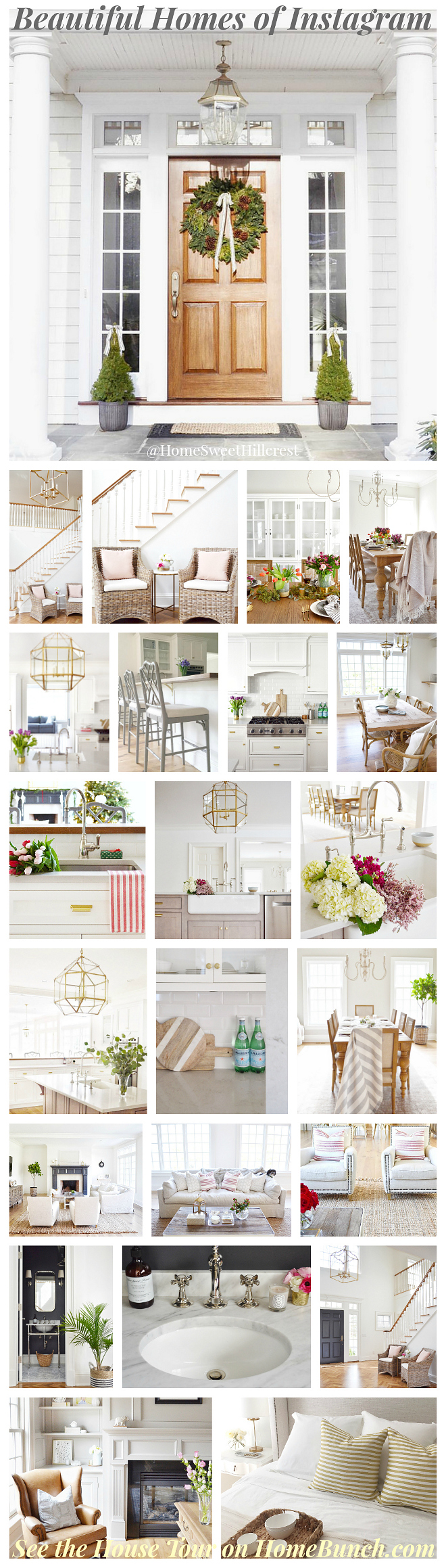 Beautiful Homes of Instagram. Irina's home is soothing, calm and full of ideas. I could live here!
