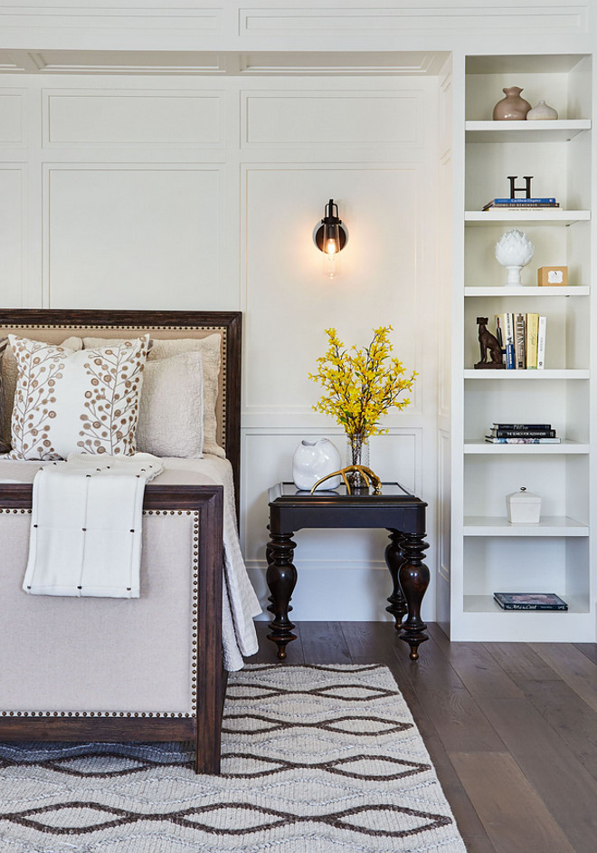 Bedroom Bookcase and wall paneling. Bedroom Bookcase and wall paneling ideas. Bedroom Bookcase and wall paneling #BedroomBookcase #bedroom #bookcase #wallpaneling #paneling #bedroompaneling DTM INTERIORS