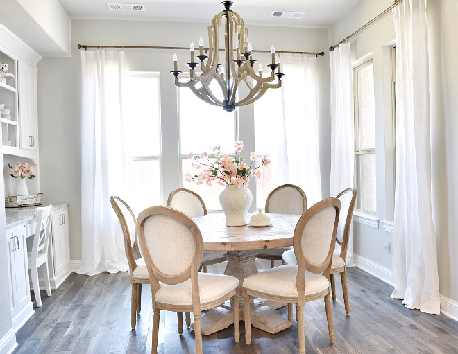 Breakfast Room. Breakfast Room chandelier. Farmhouse Breakfast Room chandelier. Breakfast Room chandelier ideas. Farmhouse Breakfast Room chandelier is Jeremiah Winton 12 light chandelier. #Farmhouse #chandelier #BreakfastRoom #farmhouseBreakfastRoom #JeremiahWintonchandelier My Texas House @MyTexasHouse