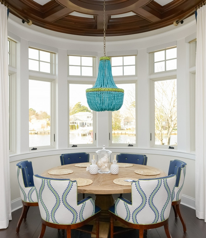 Currey and Company Turquoise Beaded Chandelier. Currey & Co Hedy Light Chandelier #CurreyandCompany #TurquoiseBeadedChandelier #TurquoiseChandelier #TurquoiseChandelier Echelon Custom Homes