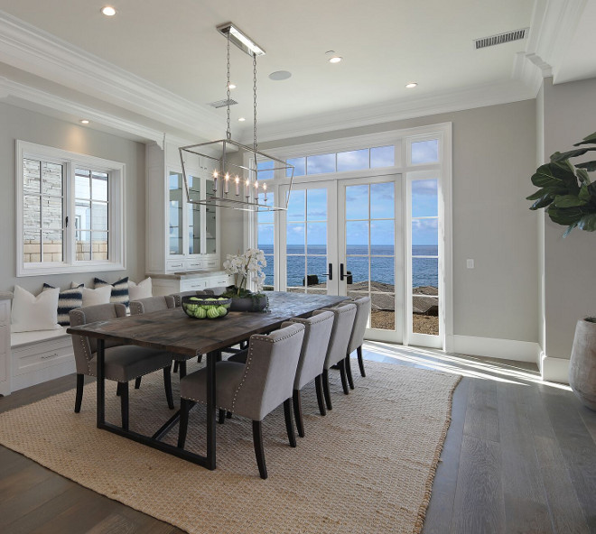 Is Gray A Good Color To Paint A Bedroom: White Cape Cod Beach House Design