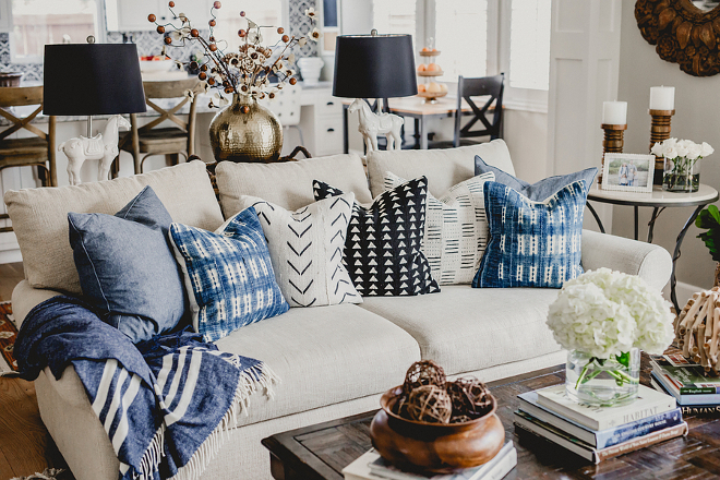 Awesome Living Room Pillows Pictures - Mywhataburlyweek.com ...