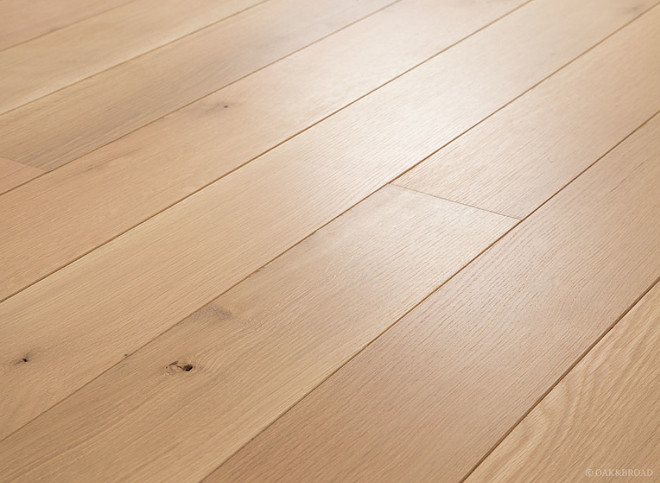 French & Euro White Oak Plank Flooring Collection Oak & Broad