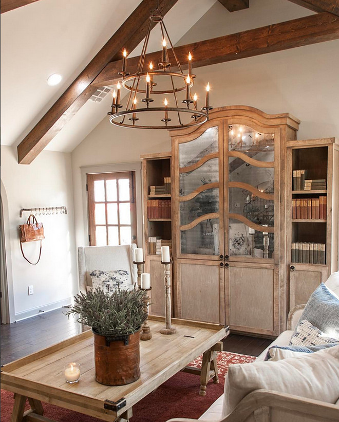 37 Beautiful Farmhouse Interior Designs The Home