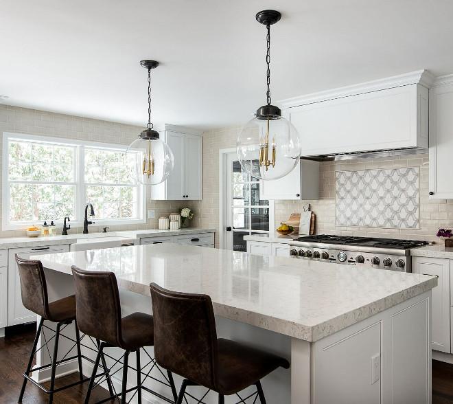 New Amp Fresh Off White Kitchen Design Home Bunch Interior