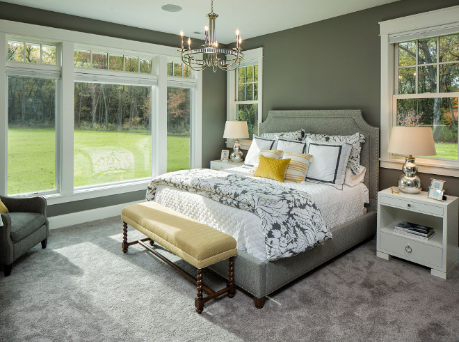 Grey bedroom color scheme Grey bedroom color scheme ideas Grey bedroom colors Grey bedroom color scheme #Greybedroomcolorscheme #bedroomcolorscheme #bedroom #colorscheme Grace Hill Design