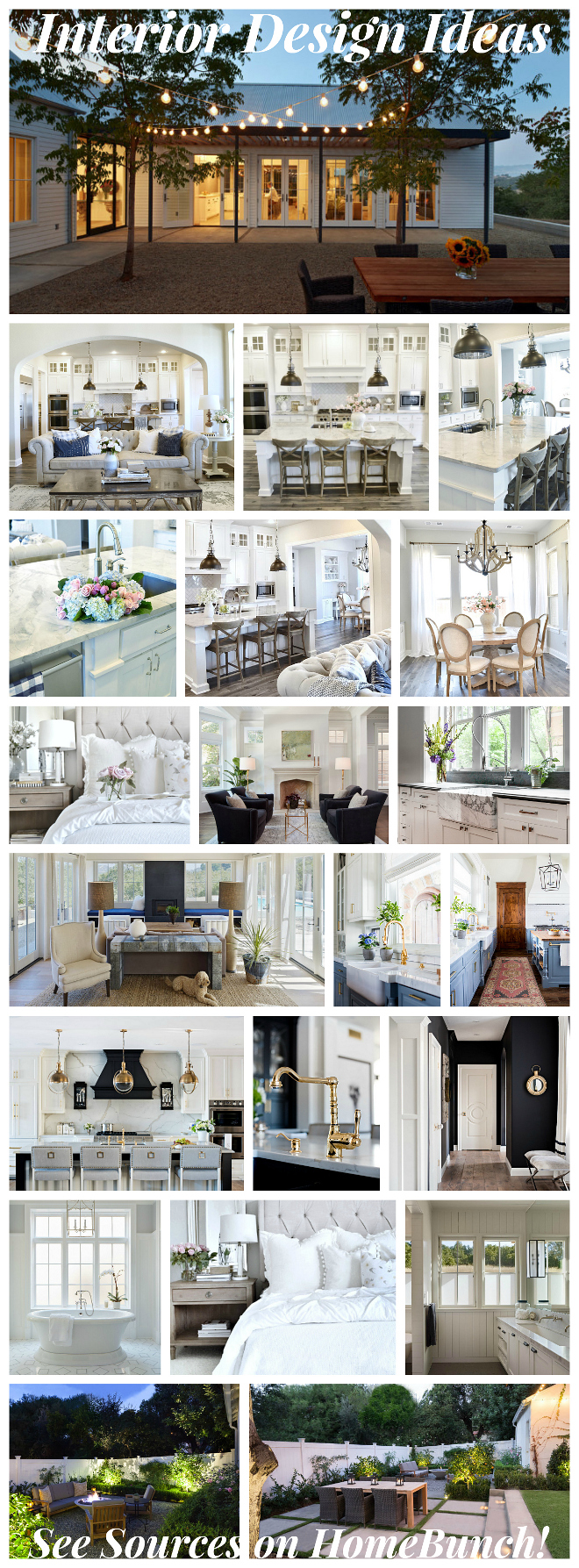 Interior Design Ideas is a weekly series on Home Bunch featuring the lastest interior design trends.