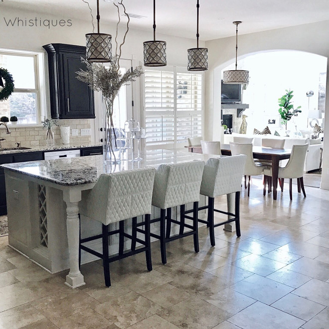 Kitchen Floor Tile. Kitchen Travertine Floor Tile. Kitchen Floor Tile. Kitchen Travertine Floor Tile. Kitchen Floor Tile. Kitchen Travertine Floor Tile #Kitchen #FloorTile #Kitchenfloortile #Kitchen #Travertine #Tile Beautiful Homes of Instagram @whistiques