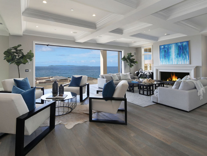 White Cape Cod Beach House Design Home Bunch Interior