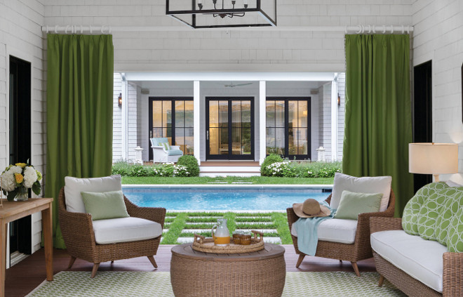Pool House Pool House decor #PoolHouse D.K. Boos Glass Inc