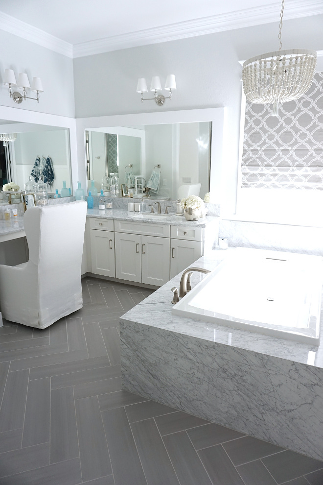 Bathroom Make-up Vanity. Bathroom Make-up Vanity Ideas. Bathroom Make-up Vanity. Bathroom Make-up Vanity. Bathroom Make-up Vanity #BathroomMakeupVanity #MakeupVanity #MakeupCabinet Beautiful Homes of Instagram @MyHouseOfFour