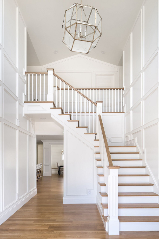 Benjamin Moore OC-117 Simply White. Crisp White Paneling Paint Color Benjamin Moore OC-117 Simply White. Benjamin Moore OC-117 Simply White. Benjamin Moore OC-117 Simply White #BenjaminMooreOC117SimplyWhite #BenjaminMooreOC117 #BenjaminMooreSimplyWhite #CrispWhitePanelingPaintColor #WhitePanelingPaintColor Fox Group Construction