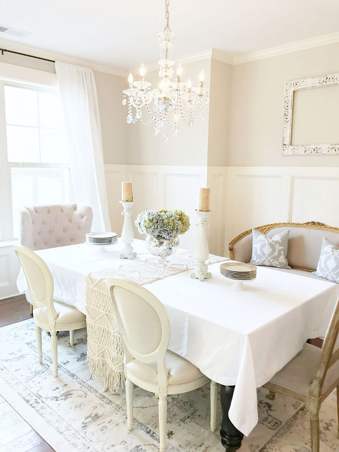 Dining room decor. Dining room decor. Crystal chandelier is a Schonbek and it moves with us and hangs in every dining room of every home that we live in. Dining room decor #Diningroomdecor. Dining room decor. Dining room decor. Dining room decor #Diningroomdecor. #Dining room decor. Dining room decor. Dining room decor #Diningroomdecor Beautiful Homes of Instagram @sugarcolorinteriors