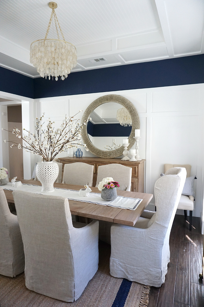 Dining room paneling. Dining room paneling ideas. Dining room paneling. Dining room wall paneling. Dining room paneling. Dining room paneling ideas. Dining room paneling. Dining room wall paneling #Diningroompaneling #Diningroompanelingideas #Diningroom #paneling #Diningroomwallpaneling Beautiful Homes of Instagram @MyHouseOfFour