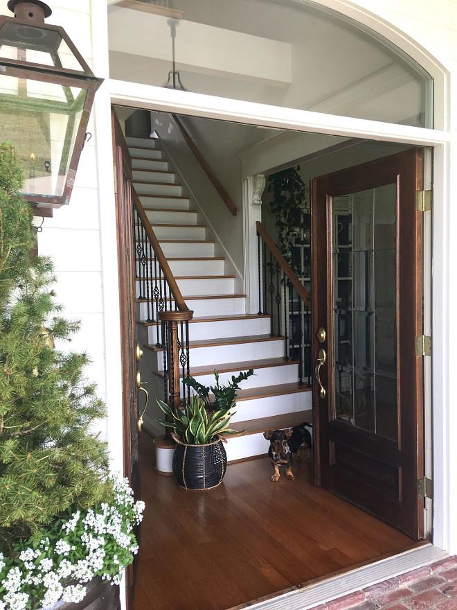 Double Front Doors Foyer. Double Front Doors Foyer Ideas. Double Front Doors Foyer. Double Front Doors Foyer #DoubleFrontDoors #Foyer Beautiful Homes of Instagram @cindimc.ivoryhome