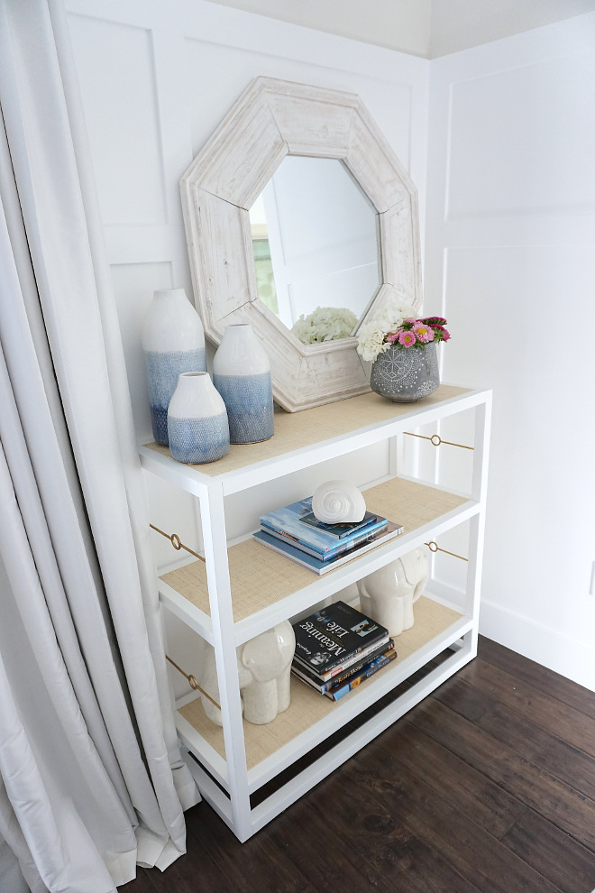 Foyer Decorating Ideas. Foyer Decorating Ideas. Small Foyer Decorating Ideas. Console table is from Serena & Lily. Foyer Decorating Ideas. Foyer Decorating Ideas #Foyer #FoyerDecoratingIdeas Beautiful Homes of Instagram @MyHouseOfFour