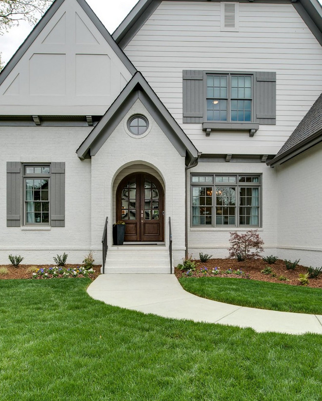 Grey Exterior. Grey Exterior. Grey Exterior Paint Color. Grey Exterior Paint Color. Grey Exterior Paint Color #GreyExterior #GreyExteriorPaintColor #GreyExterior #PaintColor Tammy Coulter Design - Grandfather Homes