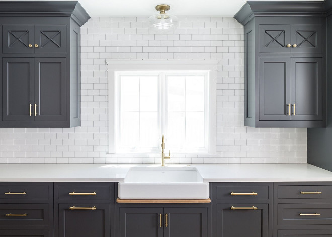 Kitchen Subway Tile With Dark Grout. Kitchen Subway Tile With Dark Grout  Ideas. The