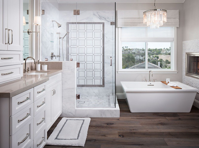 Bathroom Hardwood Flooring. Bathroom Oak Hardwood Flooring Provenza Pompei Vesuvius. Bathroom Hardwood Flooring. Bathroom Oak Hardwood Flooring Ideas #Bathroom #HardwoodFlooring #Bathroom #OakHardwoodFlooring Tracy Lynn Studio