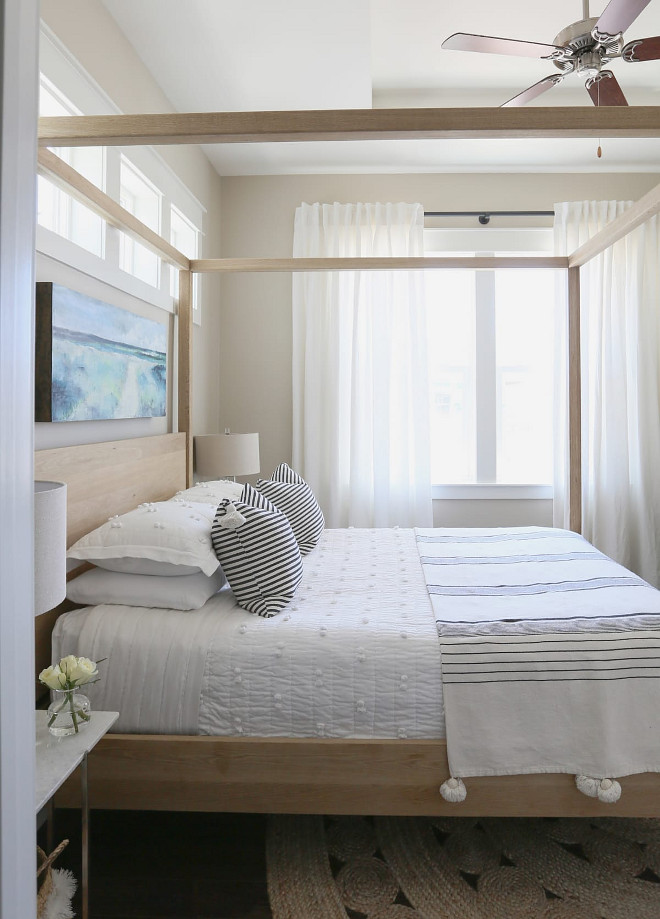 Neutral Bedroom Paint Color Sherwin Williams Alabaster. Sherwin Williams SW7008 Alabaster. Neutral Bedroom Paint Color Sherwin Williams Alabaster. Neutral Bedroom Paint Color Sherwin Williams Alabaster #NeutralPaintColor #Bedroom #PaintColor #SherwinWilliamsAlabaster JoAnn Regina Home