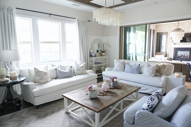 Neutral Living room with coastal decor. Neutral Living room with coastal decor ideas. Neutral Living room with coastal decor.. Neutral Living room with coastal decor.. Neutral Living room with coastal decor. #NeutralLiving room #coastaldecor Beautiful Homes of Instagram @MyHouseOfFour