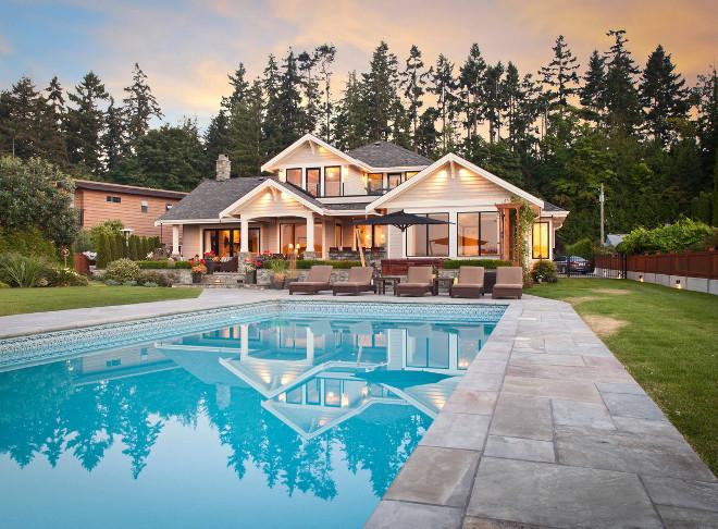 Pool Backyard. Pool Backyard Ideas #pool #backyard