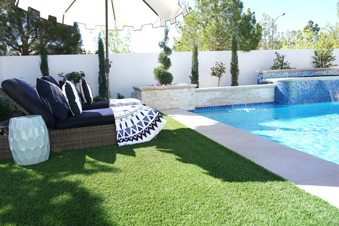 Pool Loungers. Pool Loungers. Pool Loungers. Pool Loungers #PoolLoungers Beautiful Homes of Instagram @MyHouseOfFour