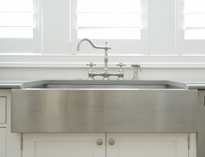 Stainless Farmhouse Sink. Kitchen Stainless Farmhouse Sink. Stainless Farmhouse Sink ideas #StainlessFarmhouseSink #FarmhouseSink Echelon Custom Homes