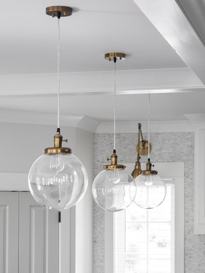 Antique Brass Globe Pendants. Brass Globe Pendant Lighting. Affordable Brass Globe Pendants. Kitchen Brass Globe Pendants Pendants are similar to Bellacor Ren-Wil Antonio Antique Brass 10-Inch One Light Mini Pendant $210 each #BrassGlobePendant #BrassGlobePendantLighting #BrassGlobePendants #Kitchenlighting #Brass #GlobePendants Willow Homes