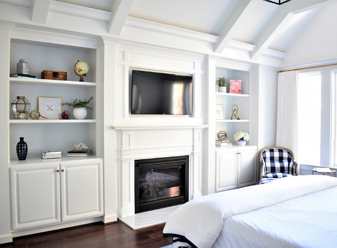Bedroom Fireplace Built ins. Bedroom Fireplace Built in Ideas. Bedroom Fireplace Built ins. Bedroom Fireplace Built ins #BedroomFireplaceBuiltins #BedroomFireplace #Bedroom #Fireplace #Builtins Kate Abt Design