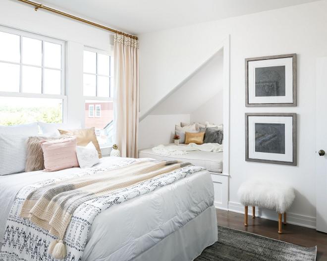 Bedroom Reading Nook. Bedroom Reading Nook Ideas. Bedroom Reading Nooks. Bedroom Reading Nook #Bedroom #ReadingNook Ramage Company Leslie Cotter Interiors, LLC