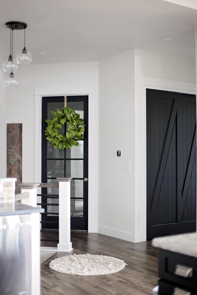 Black Interior Door Paint Color. Black Interior Door Paint Color Ideas. Black Interior Door Paint Color. Black Interior Door Paint Color #BlackInteriorDoorPaintColor #BlackInteriorDoor #PaintColor #BlackDoorPaintColor Home Bunch's Beautiful Homes of Instagram @household no.6