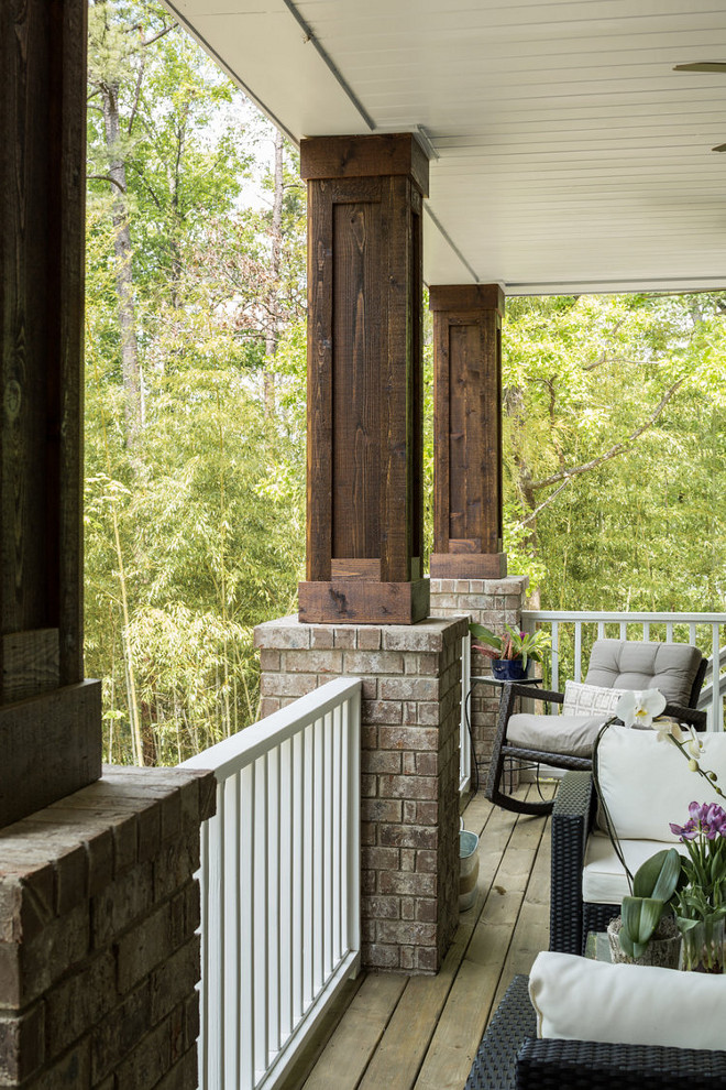 Porch Pillars And Columns : Interior design ideas home bunch