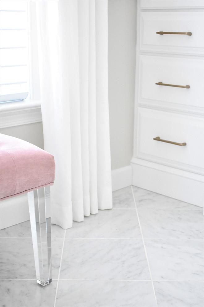 Carrera marble flooring. Carrera marble flooring. Carrera marble flooring. Bathroom Carrera marble flooring #Carreramarbleflooring #marbleflooring #Carrera #marble #flooring Kate Abt Design