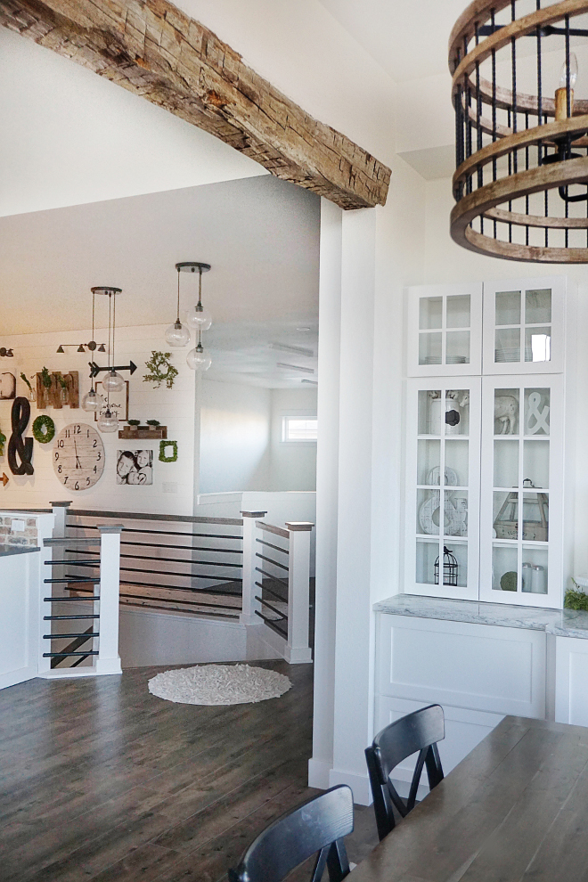 Modern Farmhouse Interiors. Modern Farmhouse Interiors. Family home with Modern Farmhouse Interiors. Modern Farmhouse Interiors. Modern Farmhouse Interiors #ModernFarmhouseInteriors #FarmhouseInteriors #FamilyroomFarmhouseInteriors Home Bunch's Beautiful Homes of Instagram @household no.6