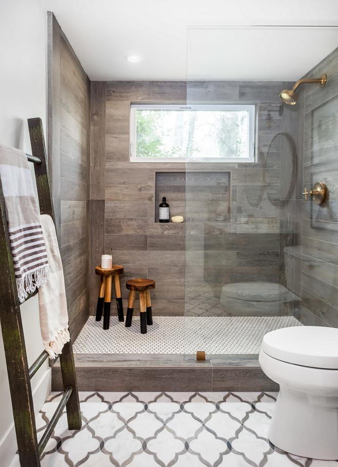 Farmhouse Bathroom Tile Farmhouse Bathroom Tiling. Floor tile is by Walker Zanger and it's part of the Sterling Row collection. Farmhouse Bathroom Tile Ideas. Farmhouse Bathroom Tiles. Farmhouse Bathroom Tile #FarmhouseBathroomTile #Farmhouse #Bathroom #Tile #FarmhouseBathroom #bathroomTiling #FarmhouseBathroomTileIdeas #FarmhouseBathroomTiles #FarmhouseBathroomTile #FarmhouseBathroomTile Juxtaposed Interiors