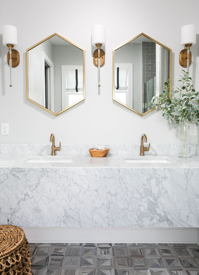Floating Marble Vanity. Bathroom Floating Marble Vanity Ideas. Floating White Marble Vanity. Floating Marble Vanity. Bathroom Floating Marble Vanity Ideas. Floating White Marble Vanity #FloatingMarbleVanity #Floatingvanity #Bathroom #FloatingMarbleVanityIdeas #FloatingWhiteMarbleVanity #WhiteMarbleVanity Ramage Company. Leslie Cotter Interiors, LLC