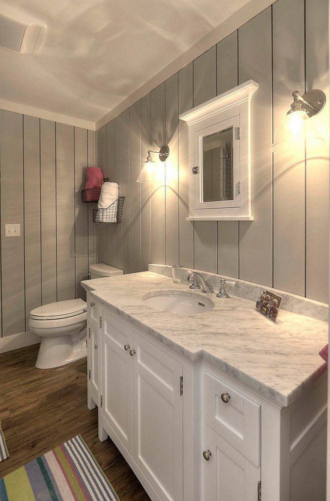 Grey Shiplap Paint Color Sherwin Williams SW 7057 Silver Strand. Grey Shiplap Paint Color Sherwin Williams SW 7057 Silver Strand Fixer Upper Grey Shiplap Paint Color Sherwin Williams SW 7057 Silver Strand #FixerUpper #GreyShiplap #Shiplap #PaintColor #shiplappaintcolor #SherwinWilliamsSW7057SilverStrand