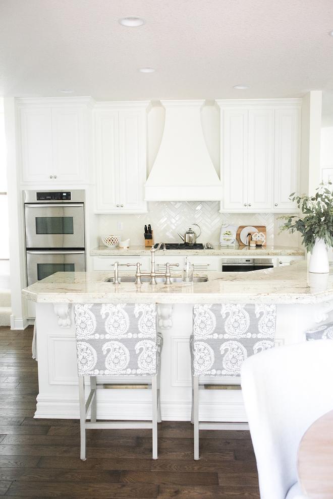 Kitchen Hardwood Flooring Pre-finished, WD Flooring-Lingle Bria Hammel Interiors