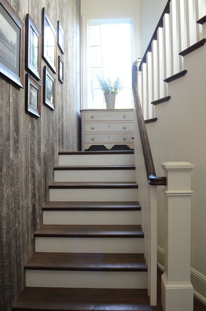 Reclaimed Shiplap. Stair Reclaimed Shiplap Wall. Reclaimed Shiplap Wall Paneling. Reclaimed Shiplap Paneling. Reclaimed Shiplap Ideas #ReclaimedShiplap #Stair#ReclaimedShiplap #ReclaimedShiplapWall #ReclaimedShiplapWallPaneling #ReclaimedShiplapPaneling #ReclaimedShiplapIdeas Beautiful Homes of Instagram @SanctuaryHomeDecor