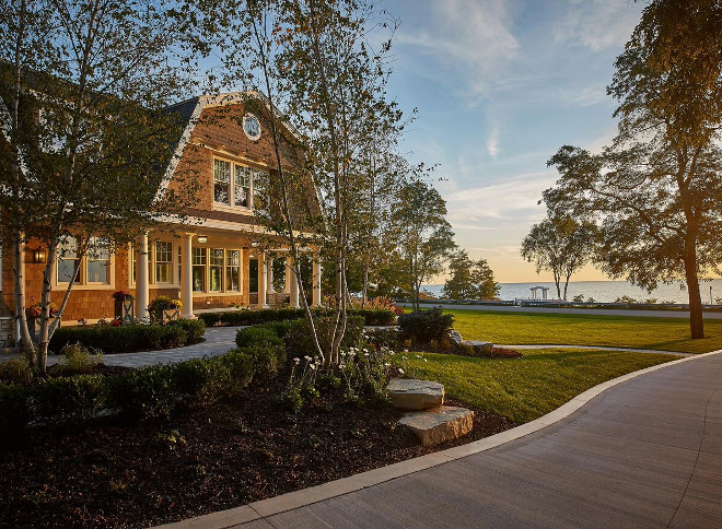Shingle Beach House. Shingle Beach House Ideas. Shingle Beach House #ShingleBeachHouse Benchmark Wood & Design Studios - Mike Schaap Builders