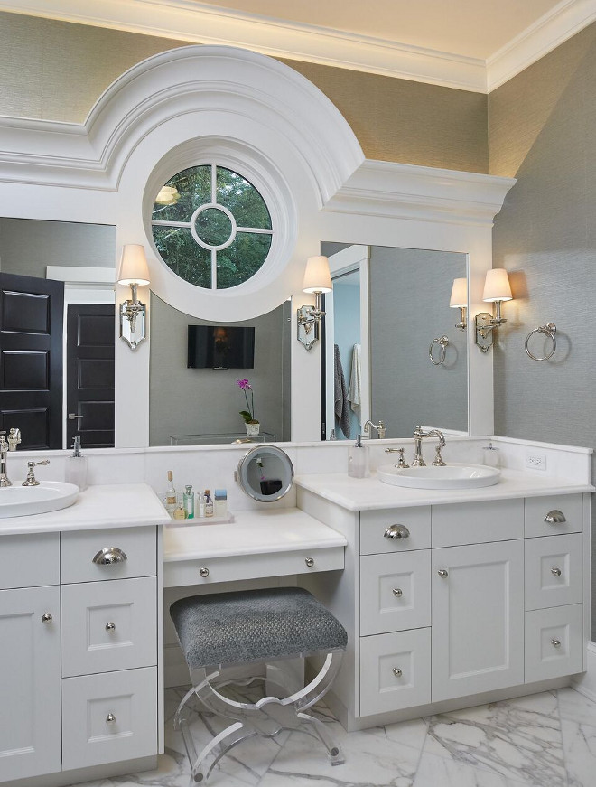 Traditional Bathroom Cabinet. Traditional Bathroom Cabinet Ideas. Traditional Bathroom Cabinet. Traditional Bathroom Cabinet #TraditionalBathroomCabinet #BathroomCabinet #Cabinet Benchmark Wood & Design Studios - Mike Schaap Builders