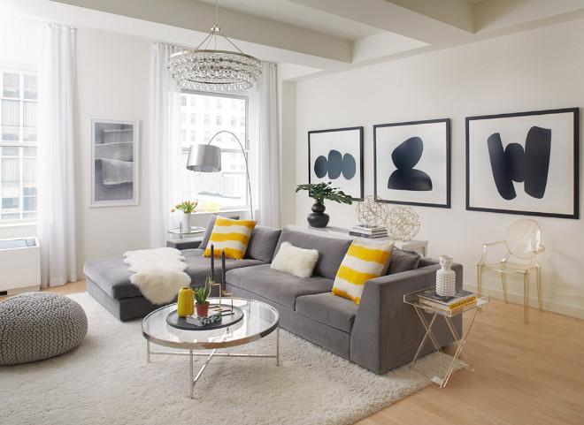 Apartment Furniture Layout. Tara Benet Design