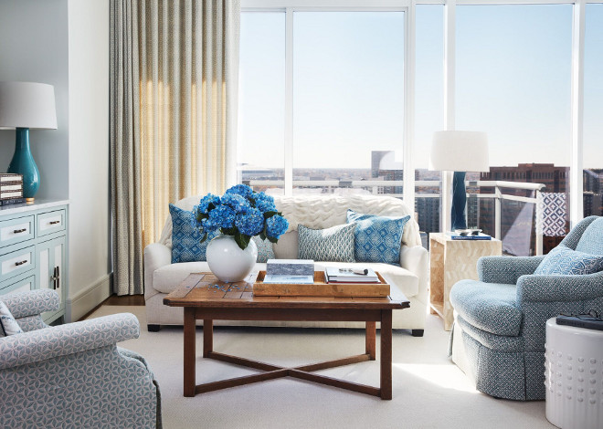Chic Bachelorette Apartment Design, Apartment Furniture Layout