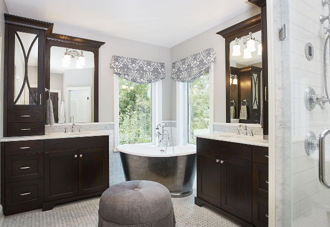 Bathroom with separate vanities Layout. Bathroom with separate vanities Layout Ideas. Bathroom with separate vanities Layout #Bathroomwithseparatevanities #BathroomwithseparatevanitiesLayout Mike Schaap Builders