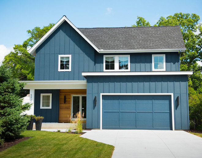 Benjamin Moore Blue Note 2129-30. Benjamin Moore Blue Note 2129-30 Navy exterior paint color Benjamin Moore Blue Note 2129-30. Benjamin Moore Blue Note 2129-30 #BenjaminMooreBlueNote #Navyexterior #paintcolor Refined Custom Homes