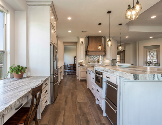 Modern Farmhouse Kitchen transitional modern farmhouse kitchen design - home bunch